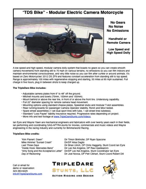 TD Bike flyer 7